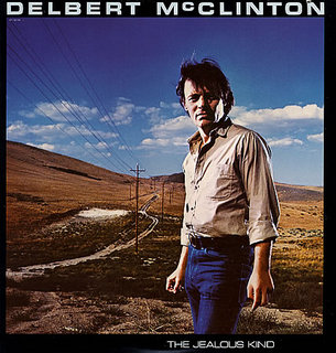 DELBERT McCLINTON The Jealous Kind.jpg