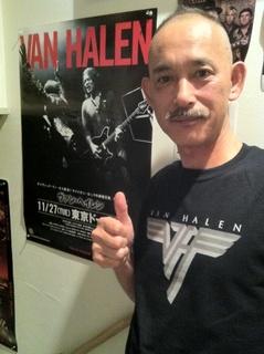 Van Halenの幻.JPG